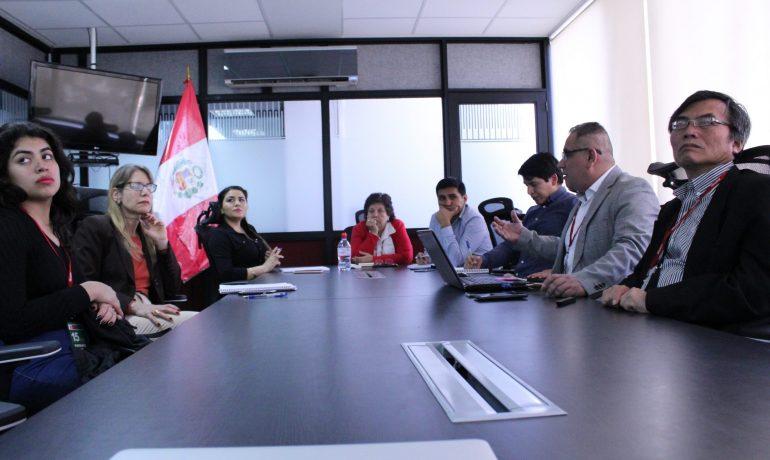 Presentación realizada al Ministerio de Comercio Exterior y Turismo del Perú (MINCETUR) ● artesania.app