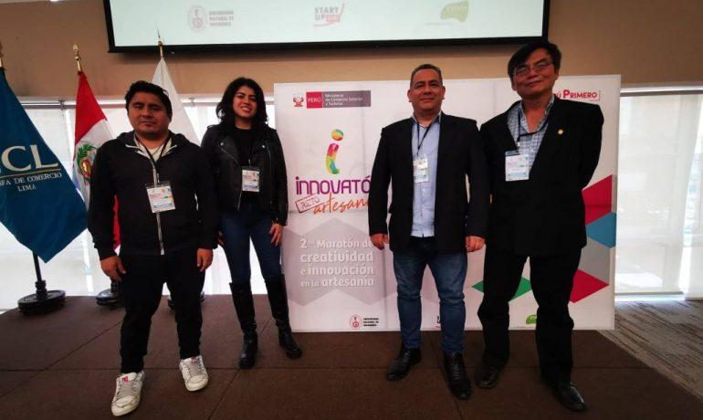 Hackathon MINCETUR ● Innovaton: Reto Artesanía 2019 maratón – concurso de creatividad e innovación ● artesania.app